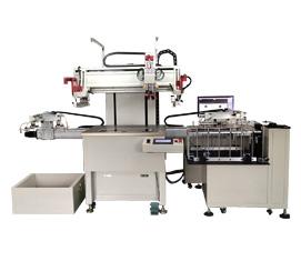 精密CCD全自动丝印机