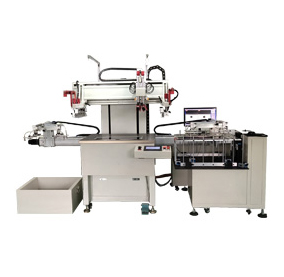 CCD全自动丝印机