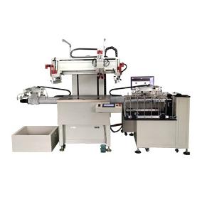 CCD对位片材全自动丝印机